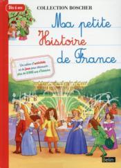 Ma petite histoire de France ! - Couverture - Format classique