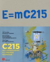 E=mC215 - Couverture - Format classique