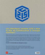 E=mC215 - 4ème de couverture - Format classique