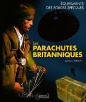 Parachutes britaniques - Couverture - Format classique
