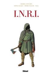 INRI ; intégrale (édition 2015) - Couverture - Format classique