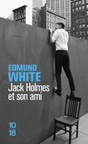Jack Holmes et son ami - Couverture - Format classique