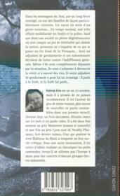 Les arbres en hiver ; meurtres en série dans le Jura - 4ème de couverture - Format classique