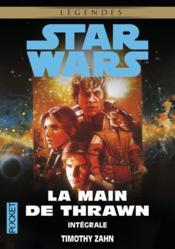 Star Wars - Légendes ; Integrale ; La Main De Thrawn - Couverture - Format classique