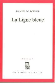 La ligne bleue - Couverture - Format classique