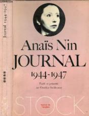 Journal 1944 - 1947 - Couverture - Format classique