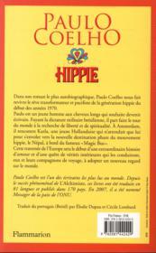 Hippie - 4ème de couverture - Format classique