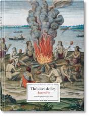 Théodore de Bry ; America - Couverture - Format classique