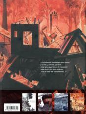 Le reste du monde t.4 ; les enfers - 4ème de couverture - Format classique