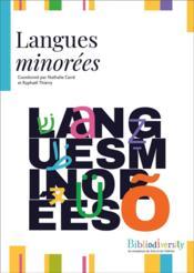 Langues minorées - Couverture - Format classique