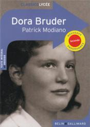 Dora Bruder - Couverture - Format classique