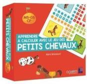 JLM ; apprendre à calculer avec le jeu des petits chevaux ; MS-GS-CP et enseignement spécialisé (édition 2020) - Couverture - Format classique