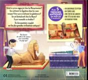 Le musée d'archéologie... en pop-up ! - 4ème de couverture - Format classique