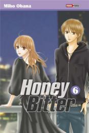 Honey bitter T.6 - Couverture - Format classique