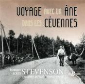 Voyages avec un âne dans les Cévennes ; périple illustré - Couverture - Format classique