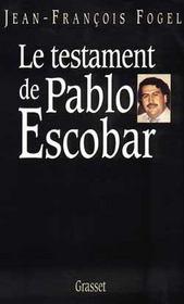 Le testament de pablo escobar - Intérieur - Format classique