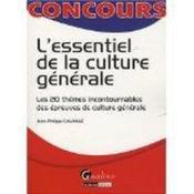 L'essentiel de la culture générale - Couverture - Format classique