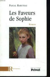 Les faveurs de Sophie - Couverture - Format classique