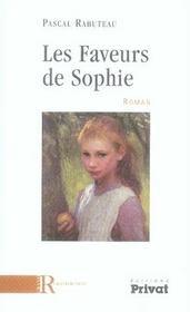 Les faveurs de Sophie - Intérieur - Format classique