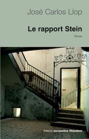 Le rapport Stein - Intérieur - Format classique