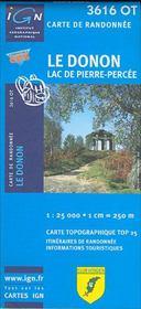 Le Donon ; lac de Pierre-Percée ; 3616 OT - Intérieur - Format classique