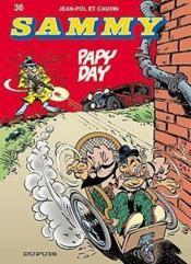 Sammy t.36 ; papy day - Couverture - Format classique