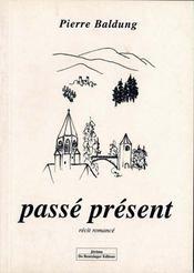 Passe Present - Intérieur - Format classique