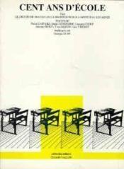 100 Ans D'Ecole - Couverture - Format classique