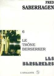 Le trone berserker - Couverture - Format classique