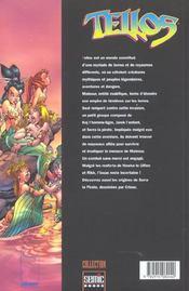Tellos T.2 - 4ème de couverture - Format classique
