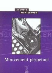 Mouvement Perpetuel - Intérieur - Format classique