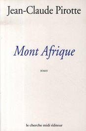 Mont afrique - Intérieur - Format classique