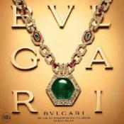 Bulgari ; 125 ans de magnificence italienne - Couverture - Format classique