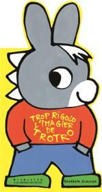 L'imagier rigolo de Trotro - Couverture - Format classique