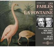 Les fables de La Fontaine (coffret) - Couverture - Format classique