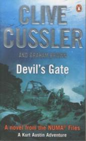 Devil's gate - Couverture - Format classique