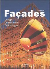 Façades ; design, construction, technologie - Couverture - Format classique