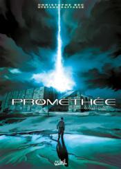 Prométhée t.8 ; necromanteion - Couverture - Format classique