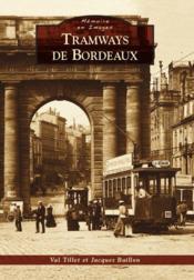 Tramways de Bordeaux - Couverture - Format classique