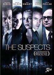 The Suspects - Couverture - Format classique
