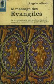 Le Message Des Evangiles - Couverture - Format classique