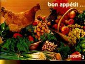 Bon Appetit... - Couverture - Format classique