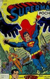 Superman Poche N°60 - Couverture - Format classique