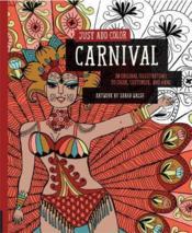 Just add color :carnival - Couverture - Format classique