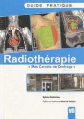 Guide pratique de radiothérapie - Couverture - Format classique