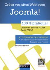 Créez votre site web avec Joomla! (2e édition) - Couverture - Format classique