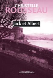 Jack et Albert - Couverture - Format classique
