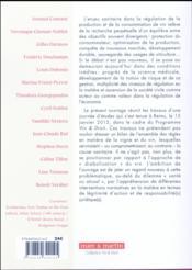 Droit du vin et santé publique ; vin et droit t.3 - 4ème de couverture - Format classique