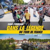 Saint-Pourçain ; dans la légende du tour de France - Couverture - Format classique