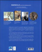Marseille - 4ème de couverture - Format classique